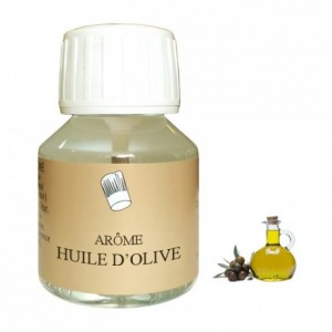 Black olive oil note flavour 1 L