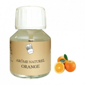 Arôme orange naturel 58 mL