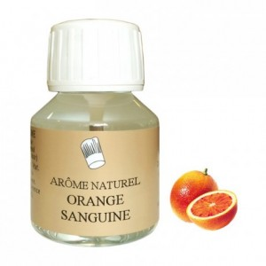 Blood orange natural flavour 115 mL