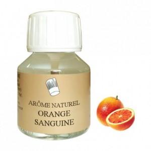 Arôme orange sanguine naturel 58 mL