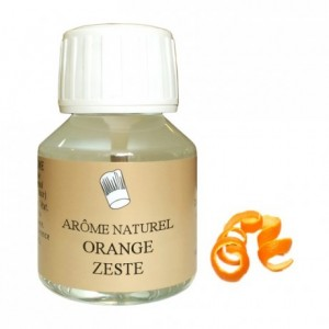 Arôme orange zeste naturel 58 mL