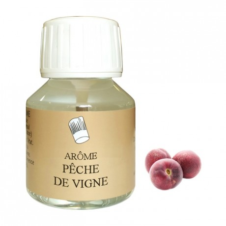 Red-fleshed peach flavour 58 mL