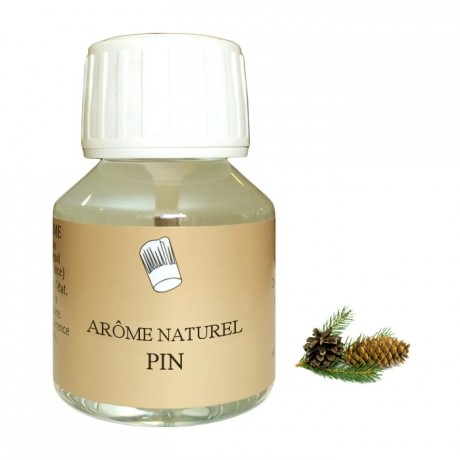 Arôme pin naturel 58 mL