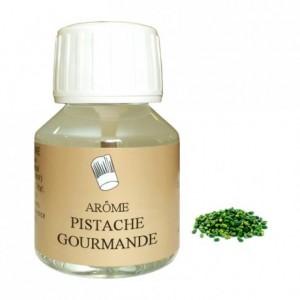 Arôme pistache gourmande 58 mL