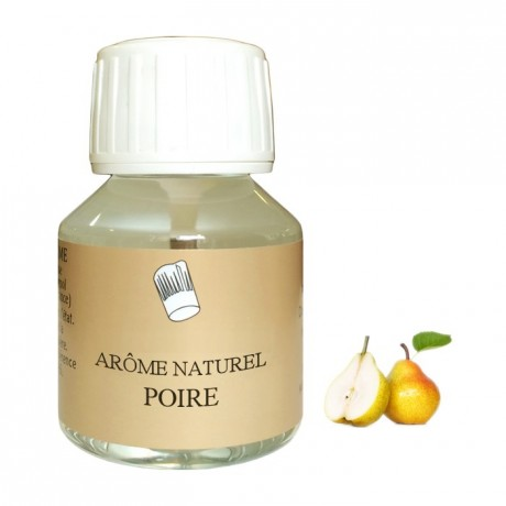 Pear natural flavour 58 mL
