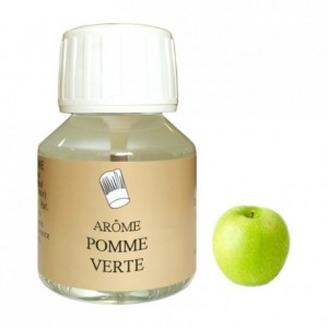 Green apple flavour 500 mL
