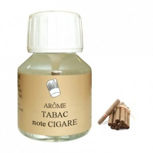 Tobacco cigar note flavour 58 mL