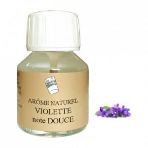 Arôme violette note douce naturel 58 mL