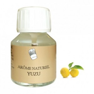 Yuzu natural flavour 58 mL