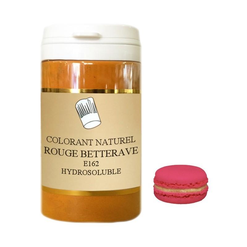 s lectar me colorant poudre hydrosoluble naturel rouge betterave 50 g. Black Bedroom Furniture Sets. Home Design Ideas