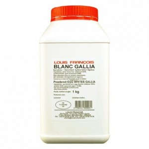 Egg whites powder Gallia 1 kg