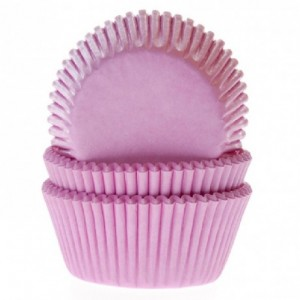 Caissettes House of Marie Light Pink 50 pièces