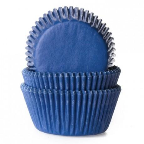 Caissettes House of Marie Jeans Blue 50 pièces