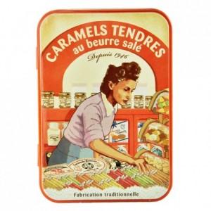 Caramels au beurre salé boite fer Armorine 150 g
