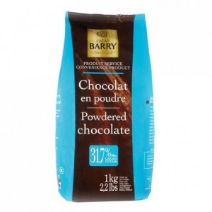 Powder chocolate for chocolate beverages 31,7% cacao 1 kg