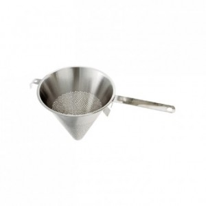 Stainless steel chinois conical strainer Ø140 mm