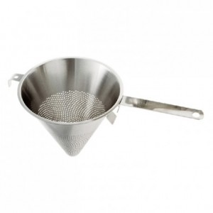 Stainless steel chinois conical strainer Ø200 mm