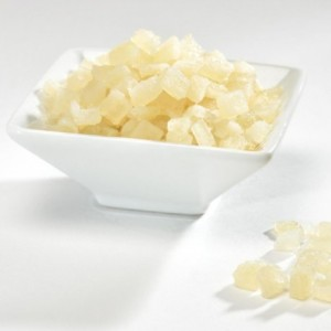 Candied lemon cubes 1 kg