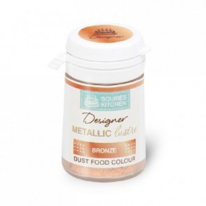 Colorant poudre Designer Metallic Lustre Bronze 5 g