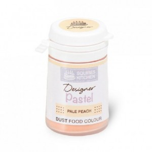 Colorant poudre Designer Squires Kitchen Pale Peach 4 g