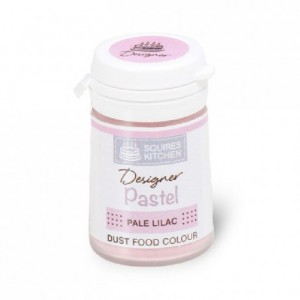 Colorant poudre Designer Squires Kitchen Pale Lilac 4 g