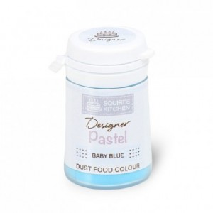 Colorant poudre Designer Squires Kitchen Baby Blue 4 g
