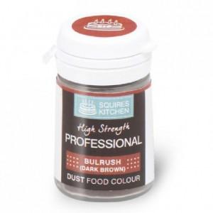 Colorant poudre Professional Squires Kitchen Bulrush (Brown) 4 g
