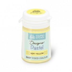 Colorant poudre Designer Squires Kitchen Soft Yellow 4 g