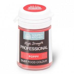 Colorant poudre Professional Squires Kitchen Poppy 4 g