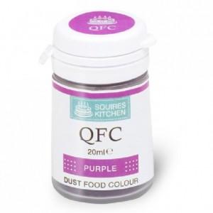 SK QFC Quality Food Colour Dust Purple 4g