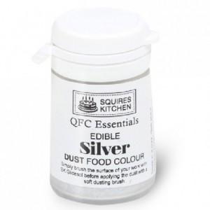 Colorant poudre QFC Squires Kitchen Silver 5 g