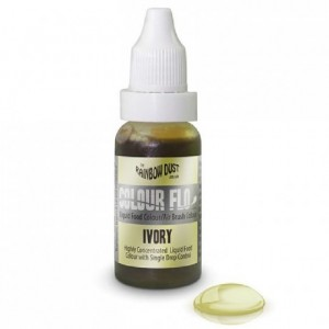 RD Colour Flo Airbrush Colour Ivory 16ml