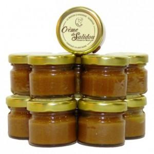 Crème de Salidou caramel au beurre salé mini pot 30 g