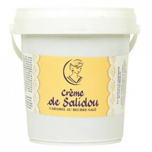 Crème de Salidou caramel au beurre salé 1 kg