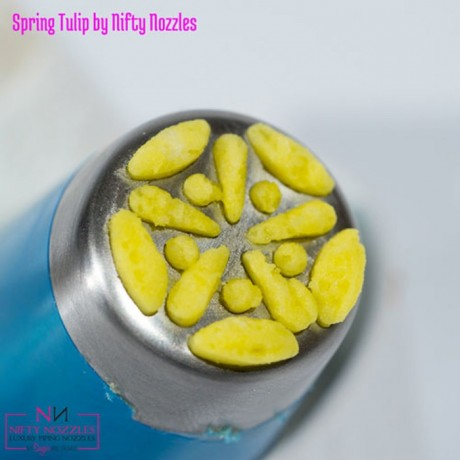 Sugar and Crumbs - Sugar and Crumbs Nifty Nozzle -Spring Tulip-
