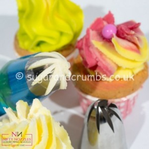 Sugar and Crumbs Nifty Nozzle -Mrs Whippy-
