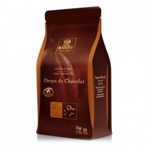 Drops chocolat noir 50% 5 kg