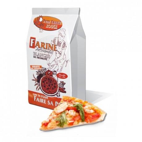 Farine Artisanale à Pizza 1 kg