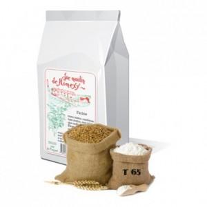 Traditional flour T65 1 kg