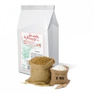 Traditional flour T65 5 kg