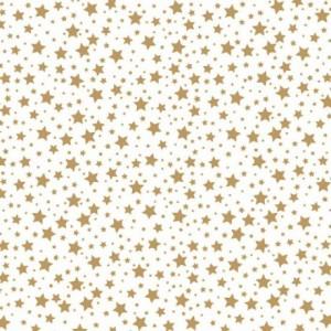 Feuille de transfert Squires Kitchen étoiles dorées 2 pièces