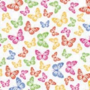 Feuille de transfert Squires Kitchen papillons 2 pièces