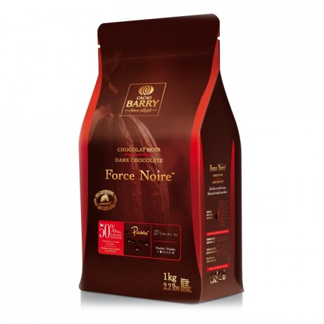 Force Noire 50% dark chocolate 1 kg