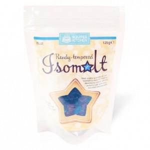 Isomalt tempéré Squires Kitchen bleu 125 g