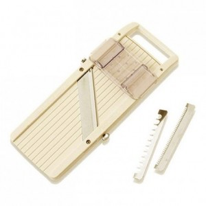 Benriner mandolin slicer wide-body large 95 mm