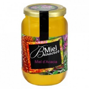 Acacia honey from Romania 500 g