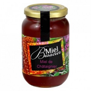 Chestnut honey from Italy 500 g