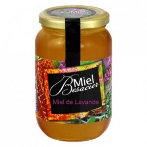 Lavender honey from Spain 500 g