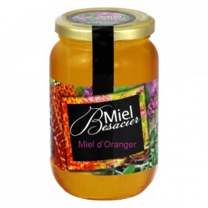 Orange blossom honey from Spain 500 g