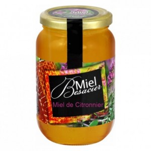 Miel citronnier d'Espagne 500 g